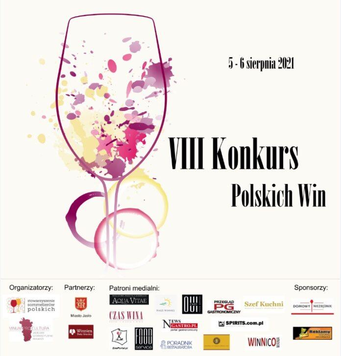 plakat konkurs polskich win
